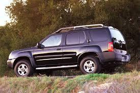 2004 Nissan Xterra Interior 2000 04 Nissan Xterra Consumer Guide Auto