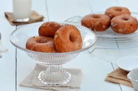 donuts hervé cuisine donuts à la crème brûlée papâtissier