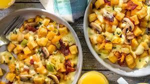 poutine cuisine breakfast poutine iga recipes