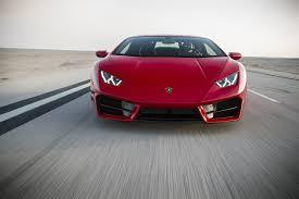 Lamborghini Huracan Front - photos lamborghini huracan lp 580 2 red motion cars front