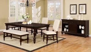 5pc dining set plus bonus free dining bench bel furniture houston
