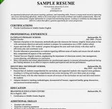 Sample Faculty Resume by Excellent Design Sample Teaching Resume 4 Teacher Resume Samples