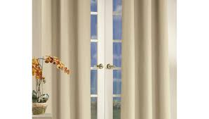 insulated patio door drapes home design ideas and pictures