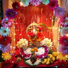 Temple Decoration Ideas For Home How To Decorate Your Home On The Occasion Of Gauri U2013 Ganesh Puja