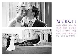 modele remerciement mariage carte de remerciement mariage justifié 2 photos atelier rosemood