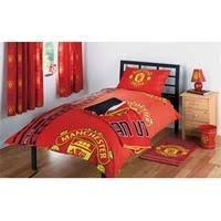 Manchester United Double Duvet Cover Manchester United Shop Manchester United