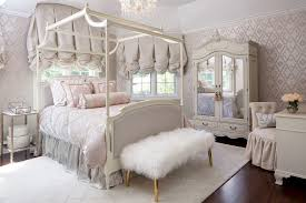 chicago white canopy crib bedroom victorian with chandelier