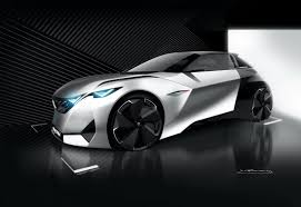peugeot new sports car peugeot fractal concept cars peugeot design lab
