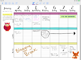 free planner template planner series part one free printables mama geek goodnotes lets you add bookmarks to quickly find sections in your planner and you can import pdfs into the template library or straight
