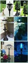 Patio Solar Lighting Ideas by Best 25 Solar Lights Ideas On Pinterest Outdoor Deck Decorating
