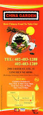 Family Garden Chinese Restaurant - china garden menu 2901 s 84th st 11 lincoln ne 68506 402