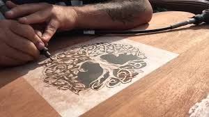 Wood Carving Ideas For Beginners by Best 25 Dremel Wood Carving Ideas On Pinterest Dremel Carving