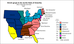 A Map Of The Usa by Rememberences Of Map Contests Past Page 29 Alternate History