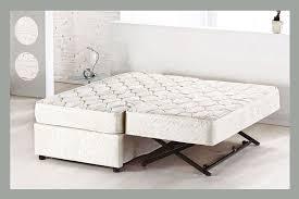 Trundle Beds With Pop Up Frames Trundle Bed Frame Pop Up Simple To Use Loft Bed Design