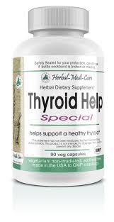 herbal medi care whole food underactive thyroid help vegetarian