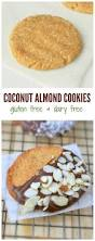 check out almond coconut cookie it u0027s so easy to make almond