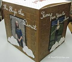 graduation card box ideas grad box images search