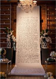 wedding backdrop quotes how to use wedding quotes on your big day diy wedding backdrops