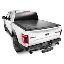weathertech alloycover hard tri fold pickup truck bed cover