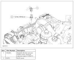Bad Map Sensor Symptoms F350 Super Duty Turbo Diesel 6 4 Liter Where Is The Map Sensor