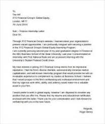100 financial research letter accounting internship cover