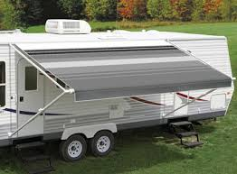Awning For Travel Trailer Fiesta Carefree Of Colorado