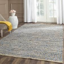 Yum Kitchen Rug Beachcrest Home Gilchrist Woven Blue Area Rug