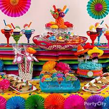 caribbean decorations caribbean table decorations ideas mexican dessert ideas
