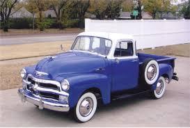 1955 chevrolet deluxe jim truck parts