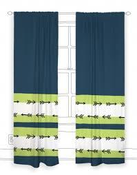 mountain meadow blackout curtain panel rock u0026 rollick