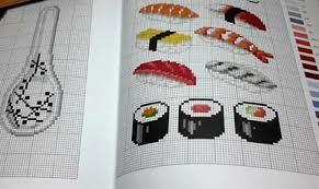point de croix cuisine livre japon au point de croix a sohier fournel 1 2 3 flo