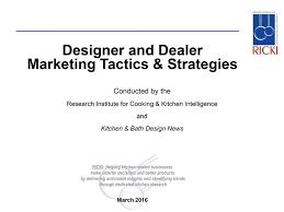 Kitchen And Bath Design News by And Dealer Marketing Tactics U0026 Strategies