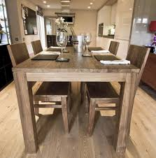 kitchen amazing reclaimed table top natural wood dining table