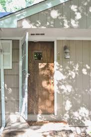 Front Door House Pbjstories How To Paint Your Front Door Easy And Fast