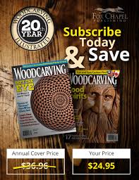 woodcarving illustrated magazine canada subscribe at