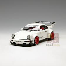 rauh welt porsche 911 gt spirit 1 18 porsche 911 964 rwb rauh welt begriff resin model