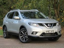 used nissan x trail grey for sale motors co uk