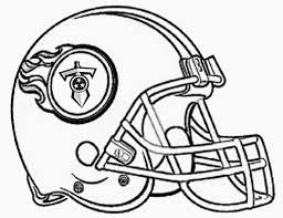 nfl helmet coloring pages coloring home