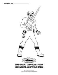 power rangers super megaforce coloring pages pertaining to