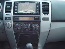 4runner toyota 2005 2005 toyota 4runner instrument panel interior photo automotive com