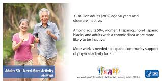 adults need more physical activity physical activity cdc