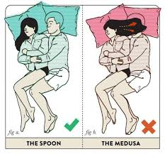Comfortable Ways To Sleep Right And Wrong Ways For Couple To Sleep Together U2013 Natural