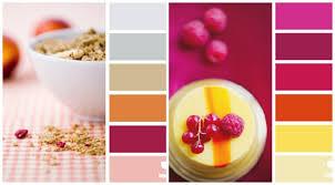 palette de couleur pour cuisine design interieur couleur cuisine palette couleurs baies rouges