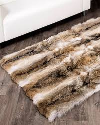 Reindeer Hide Rug Real Fur Rug Roselawnlutheran