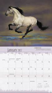 lesley harrison the spirit of horses wall calendar 2017 amcal