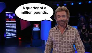 Deal Or No Deal Meme - this is what every single deal or no deal is like