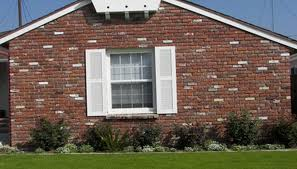 paint color ideas for shutters with a brick ranch homesteady