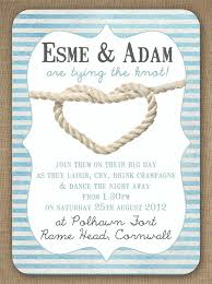 nautical themed wedding invitations nautical themed wedding invitations