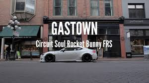 frs rocket bunny gastown circuit soul rocket bunny frs box one collective on vimeo