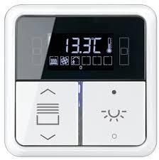 jung room temperature door communication intelligent building